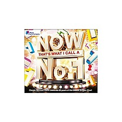 CD - NOW That's What I Call a No. 1   Various Artists CD