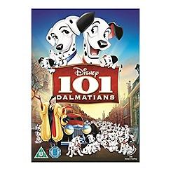 DVD - Disney 101 Dalmatians DVD
