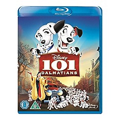 Blu-Ray - Disney 101 Dalmatians Blu-Ray