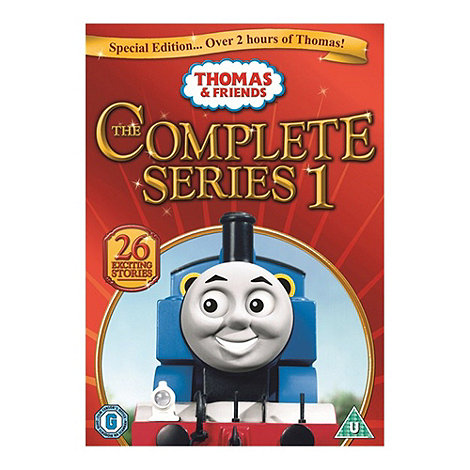 DVD - Thomas & Friends - Complete Series 1