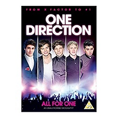 DVD - One Direction - All For One