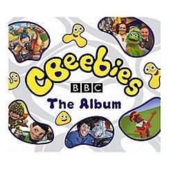 CD - Various Artists - CBeebies - The Album