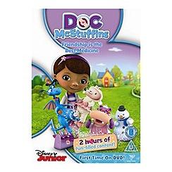 DVD - Doc McStuffins: Friendship Is The Best Medicine