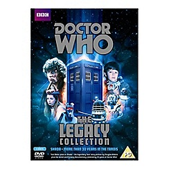 DVD - Doctor Who - Legacy