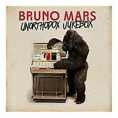 CD - Unorthodox Jukebox   Bruno Mars CD