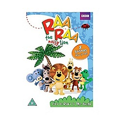 DVD - Raa Raa The Noisy Lion   Lots Of Raas In The Jungle DVD