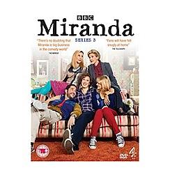DVD - Miranda - Series 3