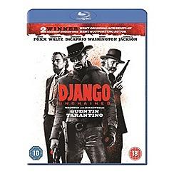 Blu-Ray - Django Unchained