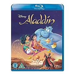 Blu-Ray - Disney Aladdin Blu-Ray