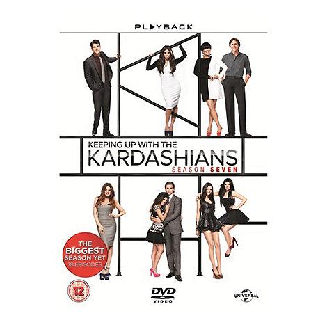 DVD - Keeping Up With The Kardashians - Season 7