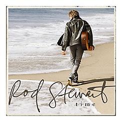 CD - Rod Stewart - Time