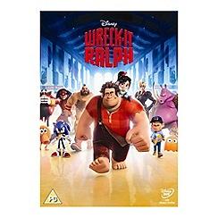DVD - Disney Wreck It Ralph DVD