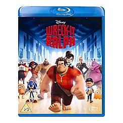 Blu-Ray - Disney Wreck It Ralph Blu-Ray