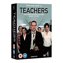 DVD - Teachers - Series 1-4