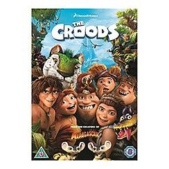 DVD - Croods