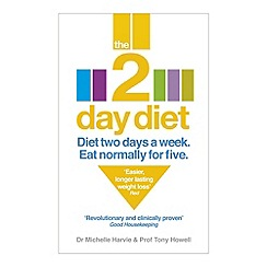 Debenhams - 2 Day Diet, The: Diet Two Days A Week. Eat Normally For Five