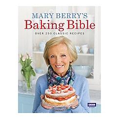 Debenhams - Mary Berry's Baking Bible