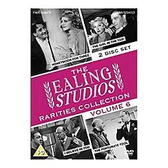 DVD - Ealing Studios Rarities Collection - Vol. 6