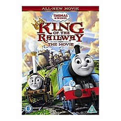 DVD - Thomas & Friends - King Of The Railway