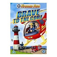 DVD - Fireman Sam - Brave To The Core