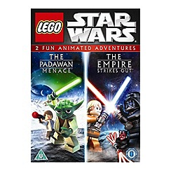 DVD - Star Wars LEGO (Double Pack)