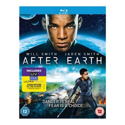 Blu-Ray After Earth - . -