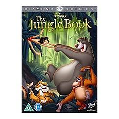 DVD - Disney Jungle Book DVD