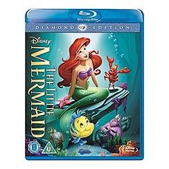 Blu-Ray - Disney Little Mermaid Blu-Ray