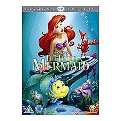 DVD - Disney Little Mermaid DVD