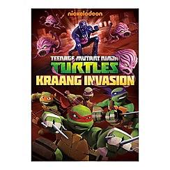 DVD - Teenage Mutant Ninja Turtles: Kraang Invasion