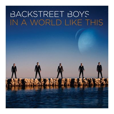 CD Backstreet Boys - In a World Like This - . -