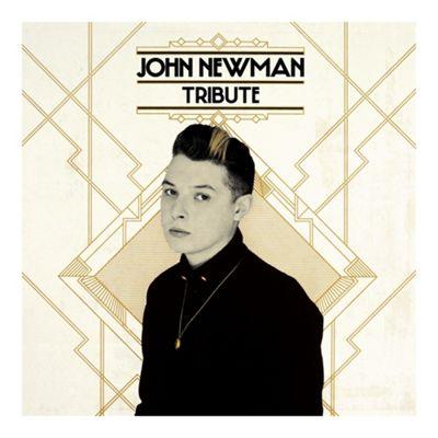 CD John Newman - Tribute - . -