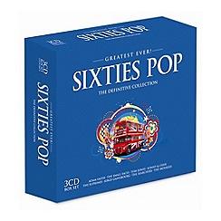 CD - Various Artists - Sixties Pop