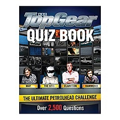 Debenhams - Top Gear Quiz Book