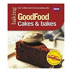 Debenhams - Good Food Cakes & Bakes