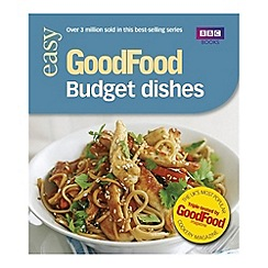Debenhams - Good Food: Budget Dishes