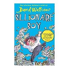 Debenhams - Billionaire Boy