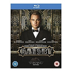 Blu-Ray - Great Gatsby