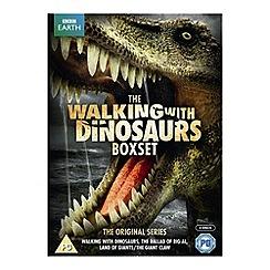 DVD - Walking With Dinosaurs (Repack) (Box Set)