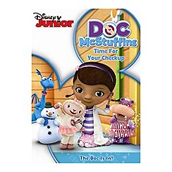 DVD - Doc McStuffins: Time For Your Check-up