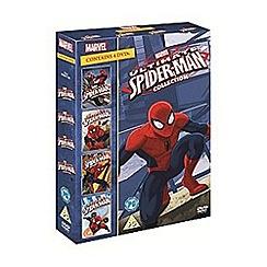 DVD - Ultimate Spider-Man - Vols. 1-4