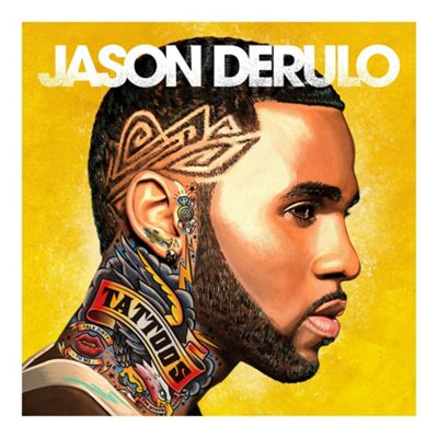 CD Jason Derulo - Tattoos - . -