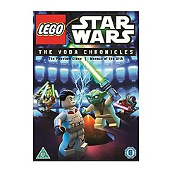 DVD - LEGO Star Wars: The Yoda Chronicles (The Phantom Clone And Menace Of The Sith) DVD