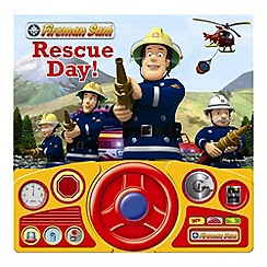 Debenhams - Fireman Sam: Rescue Day!