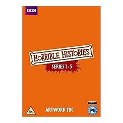DVD - Horrible Histories   Series 1 5 DVD