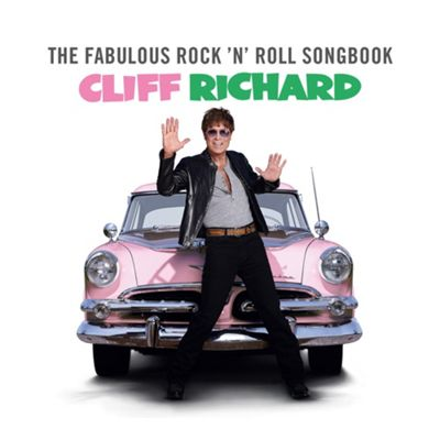CD Cliff Richard - Fabulous Rock ´n´ Roll Songbook - . -