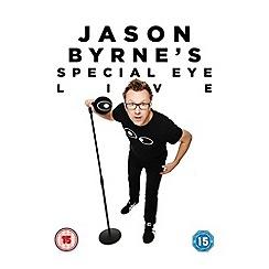 DVD - Jason Byrne's Special Eye