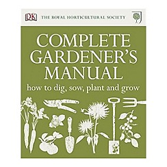 Debenhams - RHS Complete Gardener's Manual