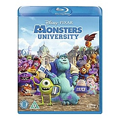 Blu-Ray - Disney Monsters University Blu-Ray