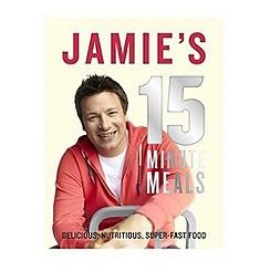 Debenhams - Jamie's 15 Minute Meals